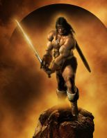 Conan XI by Vehemel