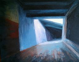 The Tunnel by EggOfLight