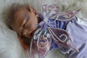 OOAK Fairy reborn dolls by Sharon-Treasures