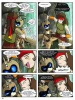 Page 12 - Trouble - Suzumega Medabot by AltairSky