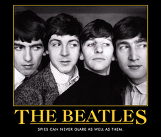 The Beatles, motivator version by Starrmonica