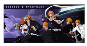 Ichigo Evolution by Dark-nyghtmare