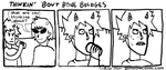 Art thieft comix: butts by Ghost-Pudding