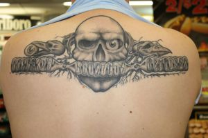 Chasan's Ink, Complete by jezebe11e