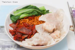 Wanton noodles by patchow