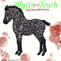 Finished Mystic Death Touch by Exo-Exo