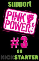 Support Pink Power by HCMP