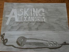 Stand Up And Scream - Asking Alexandria by SomberDimLight