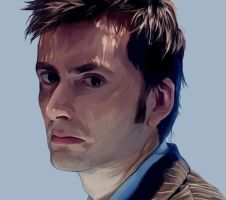 Tenth Doctor :: The Burden of 900 Years by inhonoredglory