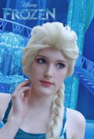 Elsa preview by UnisonCosplayers