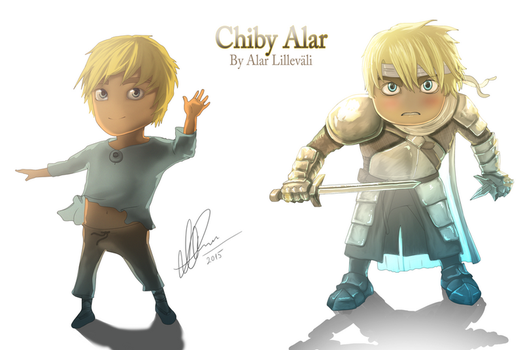 AlarChiby's by alarso