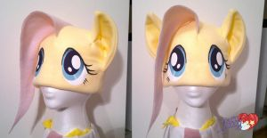 WIP Fluttershy Inspired hat by OnJedone