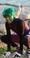 You Really Think I'm Funny? - Teen Titans by Atticie-Cosplay