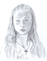 Sansa by Chalk-heart