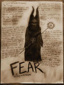 F.E.A.R. - For Every and All Religion by Eldritch-Prodigy