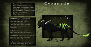 Cy's Reference by Neciridae