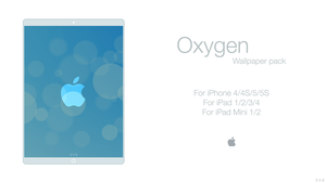 Oxygen Wallpaper Pack by TheTechnoToast