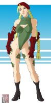 Cammy redesign 2 by iron-dullahan