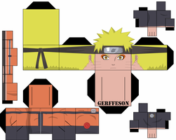 Naruto Senin by Gerffeson