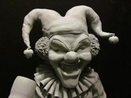 Carnage Insane clown Posse ICP by mycsculptures