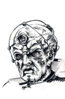 Davros by AndrewHobart