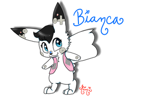 Bianca the Wiichu by MimiTheFox