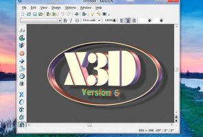 Xara 3D6 instalable by TutosLadyPink