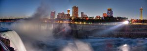 niagra at night by sixfiveninejess