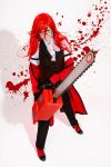 Grell Sutcliff cosplay by lolitaprincess13