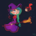 Happy Halloween by fireproofmarshmallow
