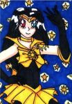 ACEO SSP Sailor Sun by TheAnomally