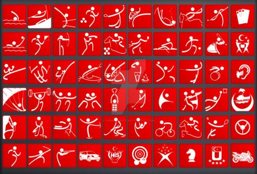 pictograms by formandehit