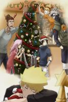 Merry Christmas Narutards  by Lilak-rain