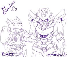 TF - Prowl Jazz Inconspicuous by plantman-exe