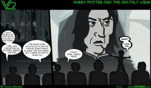 Harry Potter - Deathly View by BossVW