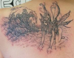 fairy cover up by Pallat