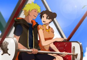 NaruTen: Let's Go There Next! by JuPMod