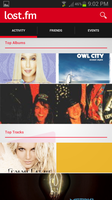 Last.fm Neu - My Profile - Activity by lordms12