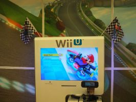 MK8 at Nintendo World 11 by MarioSimpson1