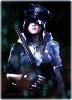 Helena Harper's Mercenary Costume (RE 6) by sakurariguret
