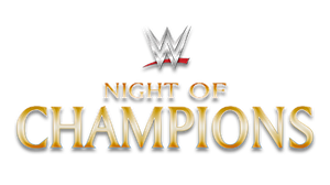WWE Night Of Champions 2015 Logo by Wrestling-Networld