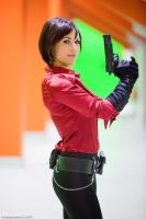 Ada Wong - Resident Evil 6 by AdaCroft