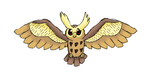 Pokeddex Challenge Fave Bird by Courrt-The-Cabbage