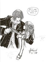 Can you really shot? by genshiken-rj