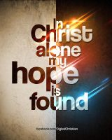 In Christ Alone by kevron2001