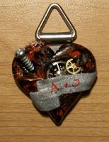 Alex's Steampunk Heart by dangerful