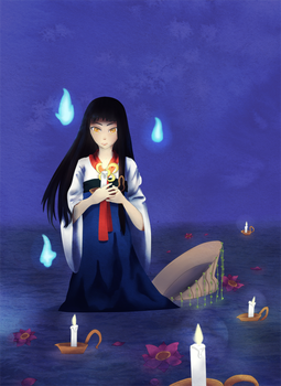 GC: Candelight for the Forgotten by Ala-Carte