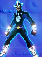 Contest Entry 5: Legion Havok by TreStyles