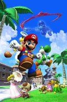 Super Mario Sunshine image by Niclas2222
