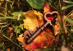 key to autumn by iAmoret